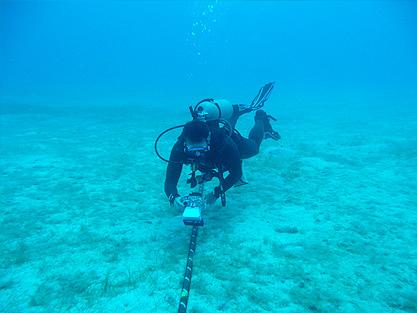 Cable submarino: encuentros en el mar