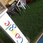 Campus Party Europa - Stand de Google