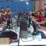 Campus Party Europa - Competiciones de videogamers uniformados