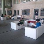 Campus Party Europa - Zona de descanso