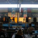 Campus Party Europa - Escenarios pareados