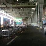Campus Party Europe - Panorámica de los hangares del Aeropuerto de Tempelhof