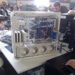 Campus Party Europe - Modding de computadoras - sistema de refrigeración líquida