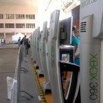 Campus Party Europe - Array de Xbox 360 para competiciones