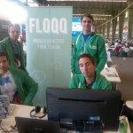Campus Party Europe - El equipo Floqq desplazado para trabajar en la Campus Party Europe