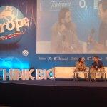 Campus Party Europe - Escenario principal de la CPEurope
