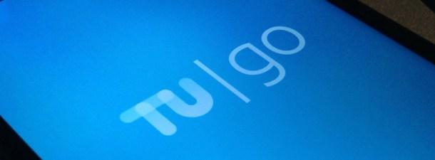 Con TU Go tu teléfono se convierte en una app que instalas donde quieras