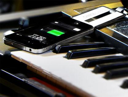 Un cargador móvil que cabe en tu cartera