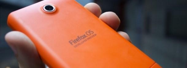 Geeksphone Keon, análisis del Firefox OS para desarrolladores