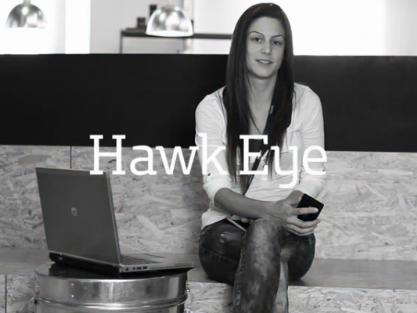 Siempre vigilado con HawkEye