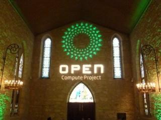 Open Compute Project Logo