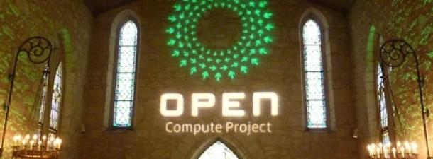 Open Compute Project: el centro de datos flexible