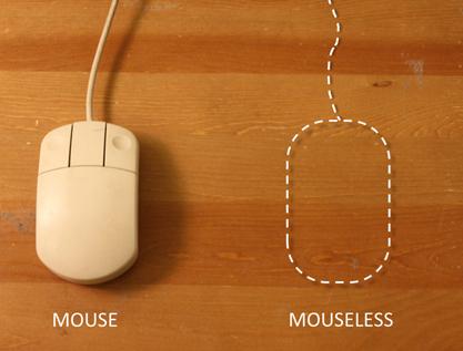 Evolución de interfaces: del mouse a los dispositivos invisibles