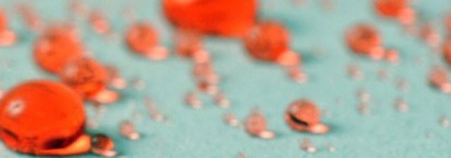 Ultra-Ever Dry: la nanotecnología superhidrofóbica que repele cualquier líquido