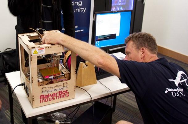 3D Printer-Tissue