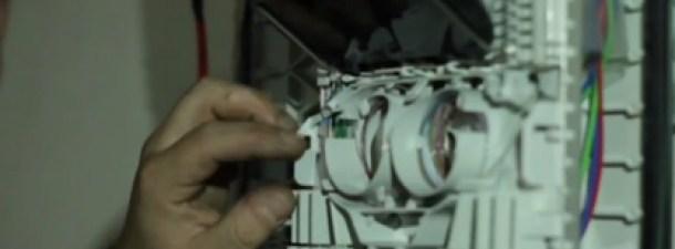 Instalación de Fibra Óptica paso a paso
