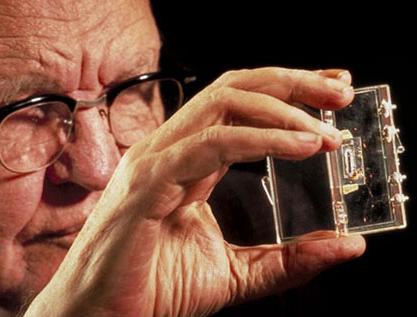 El microchip, un hito de la tecnología