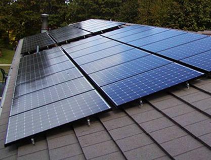 Nanocables, una tecnología para crear paneles solares más eficientes