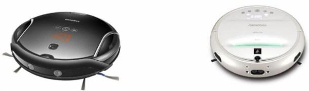 Samsung Tango View y Sharp Cocorobot