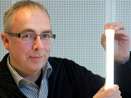 Lámpara TLED, el futuro sustituto de los tubos fluorescentes