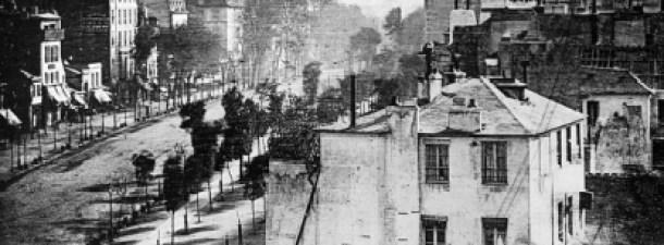 Daguerre y el robo del invento de la fotografía