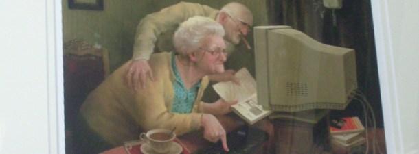 El alfabeto de Internet según las personas mayores
