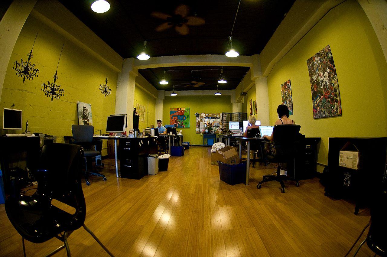 Los espacios de coworking como nuevo santuario para los emprendedores