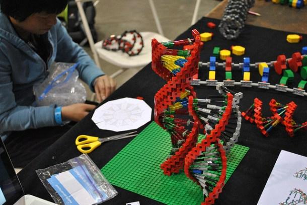 DNA lego