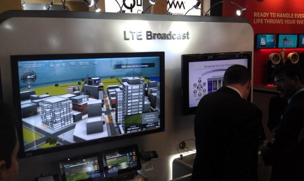 LTE Broadcast - Qualcomm
