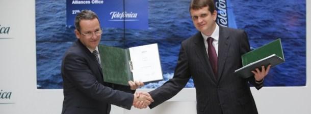 Megafon se suma al Partners Program de Telefónica