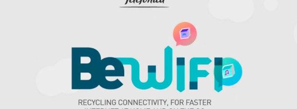 BeWifi: nace una nueva manera de navegar por internet