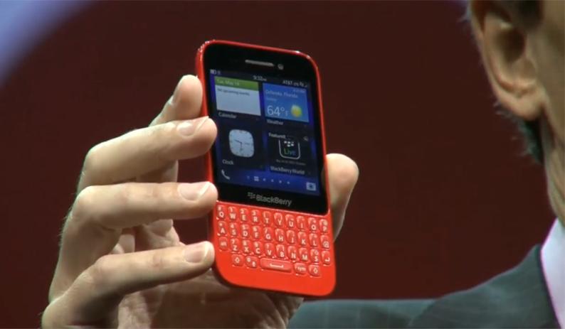 BlackBerry consolida su renovación