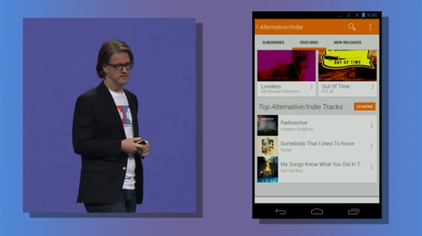 google play music access for all