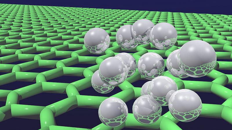 El grafeno pone a nuestro alcance la producción de dispositivos flexibles