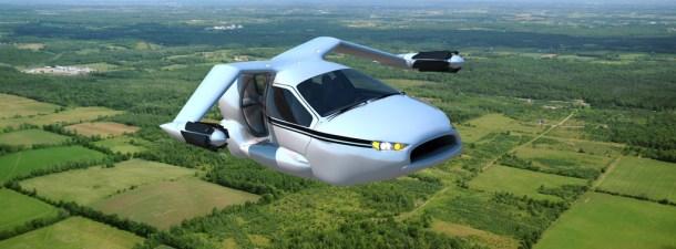 """Los problemas del """"coche volador"""""""