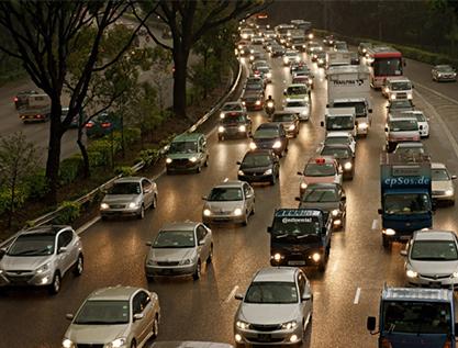 Mejorando el transporte público gracias al uso de internet móvil