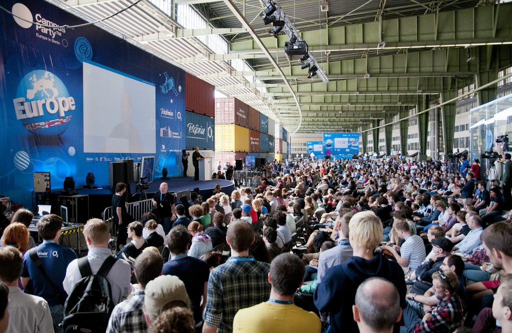 Campus Party Europa, nueva edición en septiembre