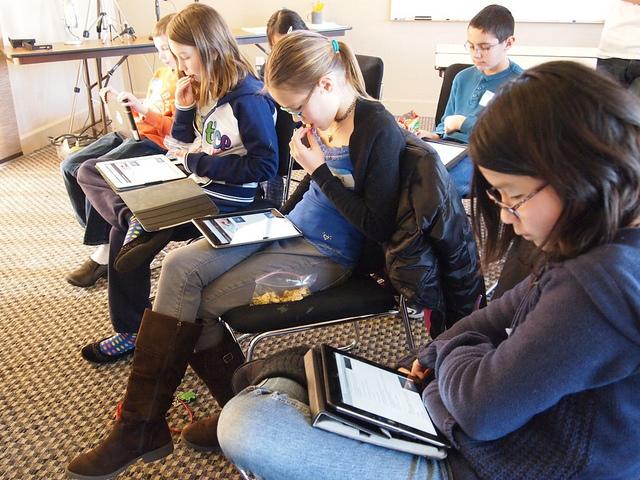 Tecnología en las aulas: las tablets como herramientas para la formación