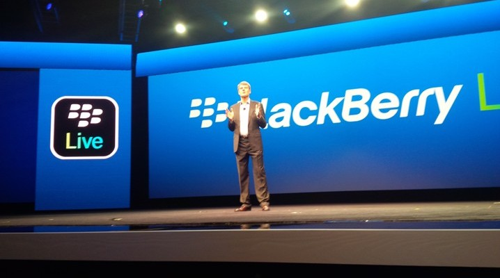 blackberry enterprise service bes