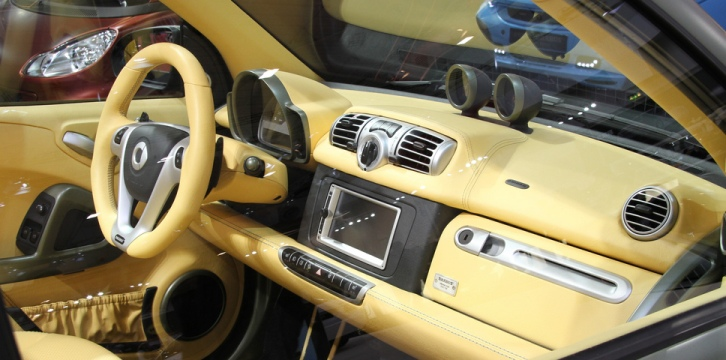 El coche, próximo soporte para aplicaciones