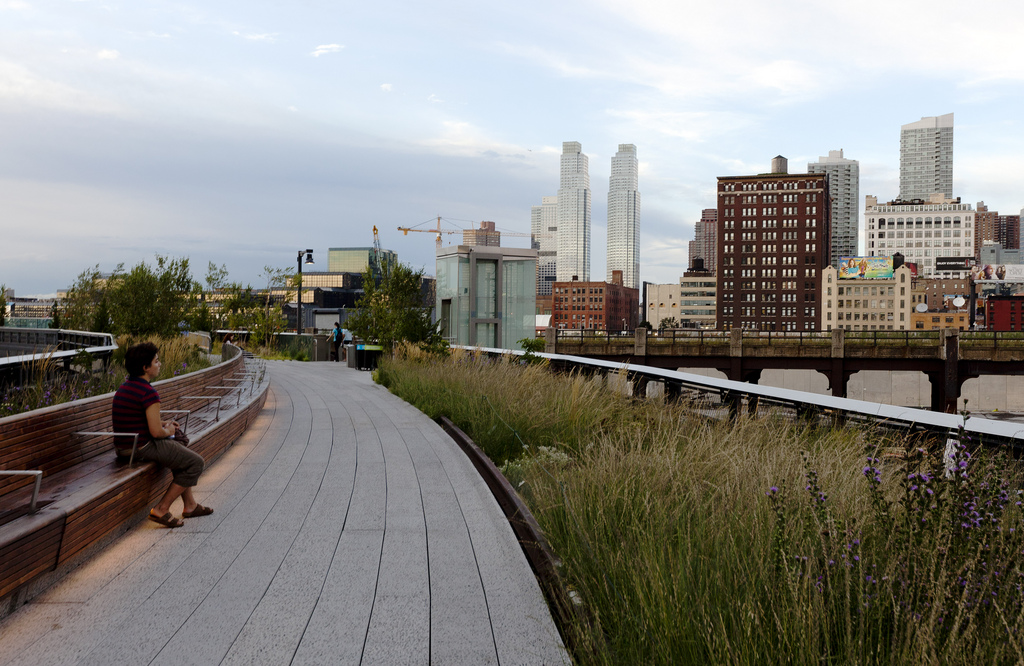 Hora de devolver la naturaleza a las ciudades