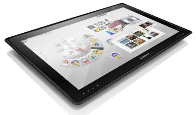 Lenovo Horizon: una tableta de 27 pulgadas, ¿puede crear tendencia?