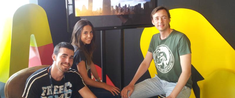 Conoce a Aitor Ruano, un joven Talentum Startups