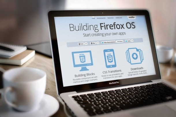 Building Firefox OS