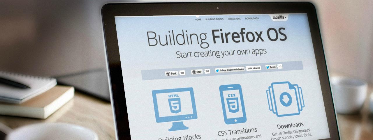 Conoce Firefox OS desde el punto de vista de un desarrollador