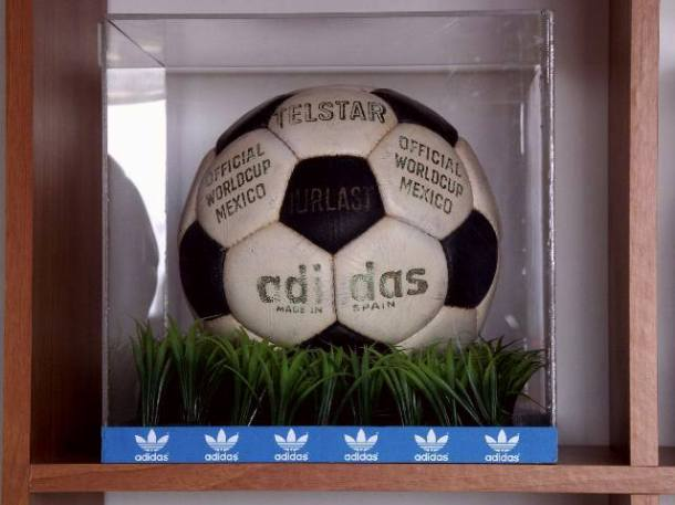 Balon de futbol Telstar