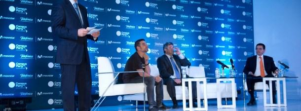 Campus Party México: ¡en sus marcas, listos, acampen!