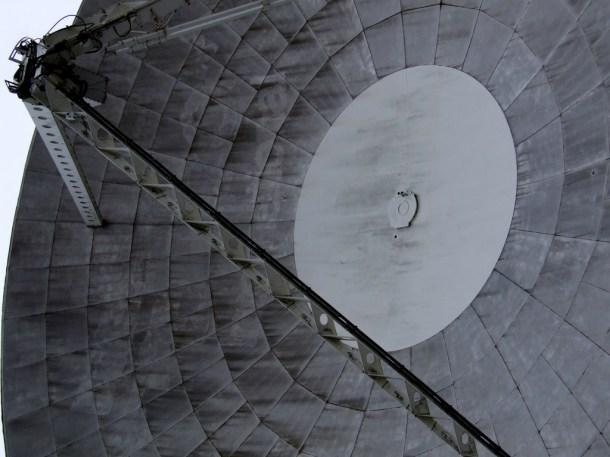 Estacion de seguimiento del Telstar 1