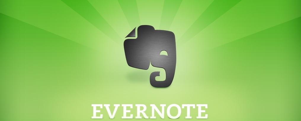 Aprende a usar Evernote, la aplicación que disparará tu productividad