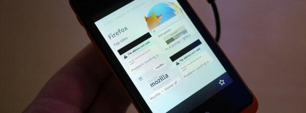 El buscador inteligente de Firefox OS, una tecnología a imitar